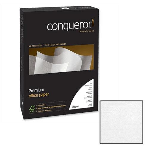 Conqueror paper pack size