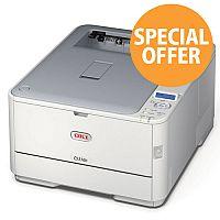 OKI C531dn Colour Laser Printer A4
