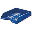 Esselte Transit Letter Tray Plastic Blue