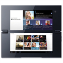 Sony Tablet Series P Compact Dual 14cm Touch Screen Clamshell 4GB WiFi and 3G Black Ref SGPT212GB/S