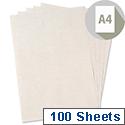A4 100gsm Warm Grey Parchment Premium Paper 100 sheets