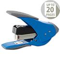Rexel Easy Touch Stapler Quarter Strip Capacity 20 Sheets Blue Ref 2102633