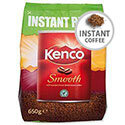 Kenco Smooth Freeze Dried Coffee Eco Refill 650g Pack of 1 924778
