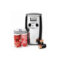 Rubbermaid Microburst Air Freshener Unit Care Chrome Starter Kit Up to 60 to 90 Days