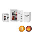Phoenix Fire Fighter II Electronic Lock Safe 84L