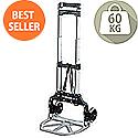 Lightweight Folding Trolley 60kg Capacity Ref LWFT/60/P