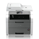 Brother DCP-9020CDW High Speed 3 in 1 Colour Laser Printer Duplex Wireless