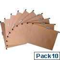 Pierre Henry Suspension Files A4 Natural Ref 80003 [Pack 10]