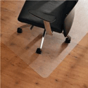 Chair Mat For Hard Floors 1190x750mm Clear Cleartex Ultimat  Ref FC12197520ERA