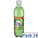 7UP Sugar Free Soft Drink Bottle 600ml Ref A07702 [Pack 24]