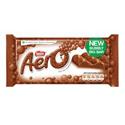 Nestle Aero Bubbly Giant Milk Chocolate Bar 105g Ref 12139305