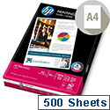 HP Hewlett Packard A4 90gsm White Multifunction Printer Paper Ream of 500 Sheets