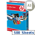 HP Hewlett Packard A3 100gsm White Multifunction Printer Paper Ream-of 500 Sheets