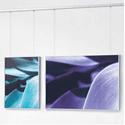 Sigel Deep Profile Picture Frame Slim Aluminium Synthetic Glass 210x290mm Ref GA200