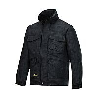 Snickers 1122 Craftsmens Winter Jacket Blended Steel Grey