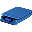 Salter Electronic Postal Scale 11.5kg Capacity Blue