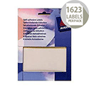 Avery Wallet of Labels 6x50mm White (1623 Labels)