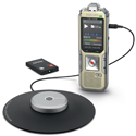Philips Voice Tracer DVT-8000 Digital Meeting Recorder 4GB