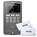 Safescan TA-8010 Clocking In System with RFID and PCAs Ref 125-0482