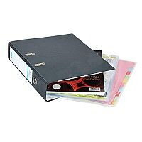 Elba Lever Arch Organisation Pack Including File Pockets and Dividers A4 Ref 400053226