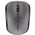 Cherry MW 2100 Three-Button Wireless Mouse 2.4GHz Optical Range 10m Black Ref JW-T0210