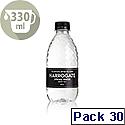 Harrogate Still Spring Water 330ml Ref P330301S Pack 30