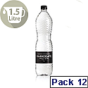 Harrogate Still Spring Water 1.5 litres Ref P150121S Pack 12