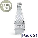 Harrogate Sparkling Water Glass Bottle 330ml Ref G330242C Pack 24