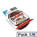 Nutella Single Portions 15g Pack 120