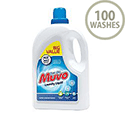 Muvo Professional Liquid Laundry Detergent Non Bio 100 Washes 3 Litres Ref N07625