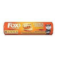 Fox's Biscuits Crunch Creams Vanilla Ref: A07905