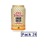 Jamaican Ginger Beer 330ml Ref A07898 Pack 24