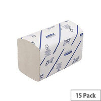 Scott Xtra Hand Towels 240 Sheets White Ref 6669 [Pack 15]
