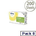 Kleenex Ultra Toilet Tissue White Ref 8488 [Pack 8]