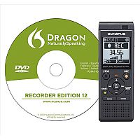 Olympus VN-741PC 4GB Digital Voice Recorder with DNS Software