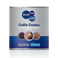 Blue Cap Instant Coffee Organic Granules Freeze Dried Tin 500g Ref A07925