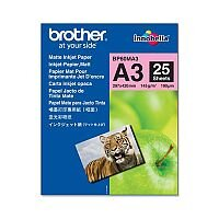 Brother A3 Premium Matt Photo Paper (Pack of 25)