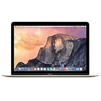 "Apple MacBook with Retina Display Notebook 12"" Core M 8GB 256GB OSX Yosemite Gold"