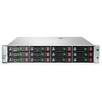 HP ProLiant DL380 Gen9 (2U) Entry Server (1P) Xeon E5 (2609 v3) 1.9GHz 8GB-R (No HDD) LFF Dynamic Smart Array B140i (Matrox G200eH2) with 500W Platinum Power Supplies