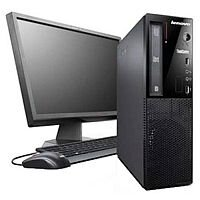 Lenovo ThinkCentre E73 Small Desktop PC Pentium (G3220) 3.0GHz 4GB (1x4GB) 500GB DVD±RW LAN Windows 7 Pro 64-bit/Windows 8 Pro 64-bit RDVD (Intel HD Graphics)