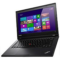 Lenovo ThinkPad L440 (14.0 inch) Notebook Core i5 (4200M) 2.5GHz 4GB (1x4GB) 500GB DVD±RW WLAN WWAN BT Webcam Windows 7 Pro 64-bit/Windows 8 Pro 64-bit RDVD (Intel HD Graphics 4600) Black