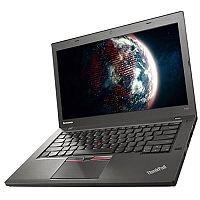 Lenovo ThinkPad T450 (14.0 inch) Notebook Core i7 (5600U) 2.6GHz 8GB (1x8GB) 256GB SSD WLAN WWAN BT Webcam Windows 7 Pro 64-bit/Windows 8.1 Pro 64-bit RDVD (Intel HD Graphics 5500)
