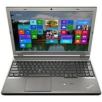 Lenovo ThinkPad W540 (15.6 inch) Notebook Core i7 (4710MQ) 2.5GHz 4GB (1x4GB) 256GB SSD DVD±RW WLAN BT Windows 7 Pro 64-bit/Windows 8.1 Pro 64-bit RDVD (NVIDIA Quadro K1100M) Black