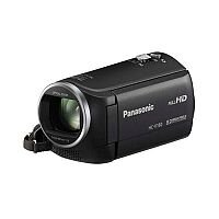 Panasonic HC-V160 (2.51MP) Camcorder 38x Optical Zoom 2.7 inch LCD Monitor (Black)