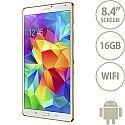 "Samsung Galaxy Tab S 8.4"" Tablet 16 GB Android 4.4 (KitKat)"
