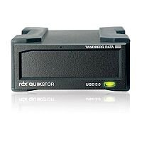 Tandberg RDX QuikStor 3.5 inch USB 3.0 Internal Drive (Black) for RDX Media