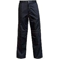 Supertouch Combat Trousers Polyester Cotton Multiple Velcro Pockets Regular Black 32inch Ref 18JA3