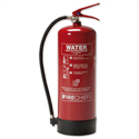 IVG Fire Chief Water Fire Extinguisher 9 Litres for Class A Guardian
