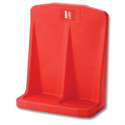 Fire Extinguisher Stand Double Glass-Reinforced Plastic Guardian