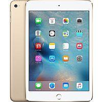 Apple iPad Mini 4 Wi-Fi 128GB 8MP Camera 1.2MP Webcam Gold Ref MK9Q2B/A